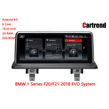 BMW 1 Series F20/F21 2018 EVO Android Navigation