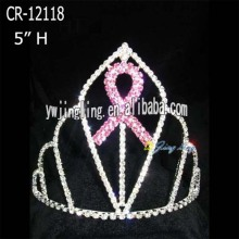 3-5 Inch Pageant Rainbow Crown