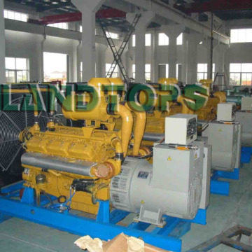 50kva Ricardo Engine Diesel Electric Generator Price
