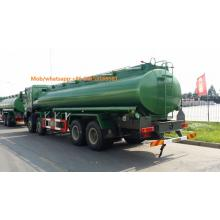 Stable Fuel Tanker Truck 30 - 40 Tons