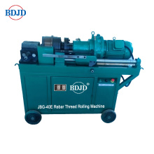 JBG-40F Rebar parallel threading machine