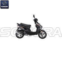 Benzhou YY50QT-G Body Kit Complete Scooter Engine Parts Original Spare Parts