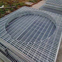 High Quality Hot Dipped Galvanized Irregular Steel Grid