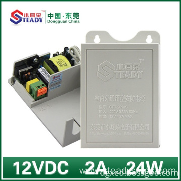 China Factory for 12Vdc Outdoor Power Supply,Outdoor Power Supply Box,Outdoor Power Supply Battery Manufacturer in China Waterproof Power Supply 12VDC supply to Netherlands Suppliers