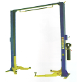 Two post lifter clearfloor