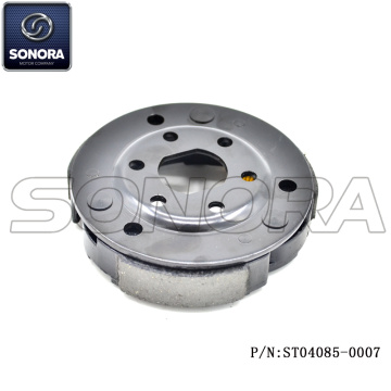 GY6 50 139QMA  Performance Clutch Shoes (P/N:ST04085-0007) Top Quality