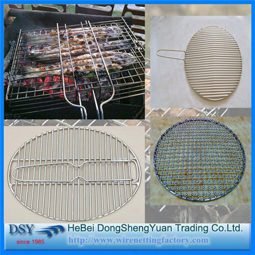 Food Grade BBQ Grill Wire Net