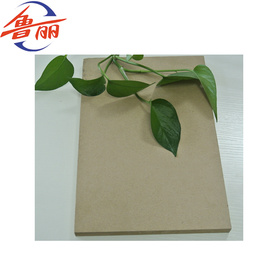 High density raw MDF