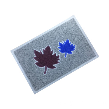 Hot sale custom different logos door mat