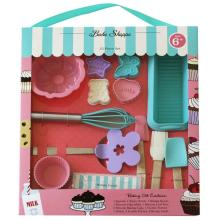 China for Silicone Baking Mold Children Gift Box Silicone Kids Baking Tools Kits supply to South Korea Wholesale