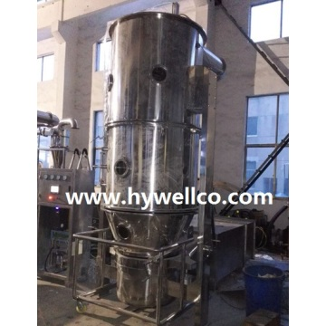 Coffee Powder Fluidizing Granulating Machine