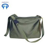 Oxford spinning travel bag in solid color