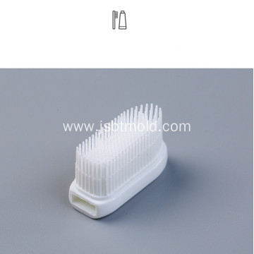 Removable Head Antibacterial Adults Toothbrush
