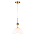 Restaurant Retro Industrial glass Loft Vintage Pendant Light