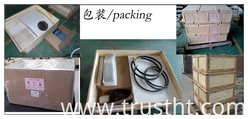 Truck parking air conditioner kit