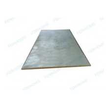 Explosion Welded Alloy Aluminum Bimetallic Clad Sheet