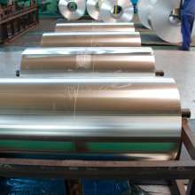 Bottom price for 8021 Aluminum Foil 0.016-0.2mm 1070 Aluminum Foil supply to Russian Federation Exporter