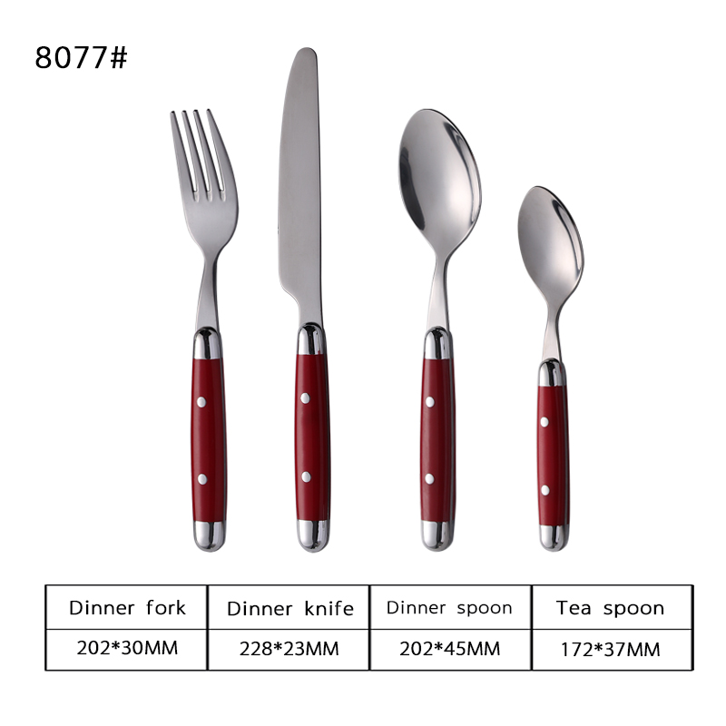 13-0 Trendy Stainless Steel Tableware