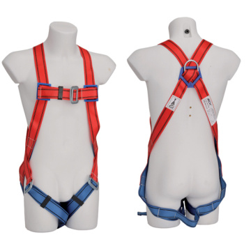 Full body safety harness for construction working