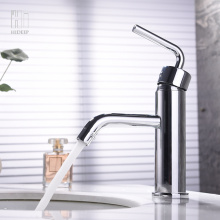 Best Quality for Black Basin Faucet HIDEEP Full Brass Under Counter Basin Faucet export to Russian Federation Exporter