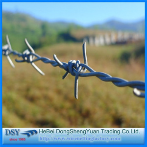 12.5mm Barbed Wire Weight Per Meter
