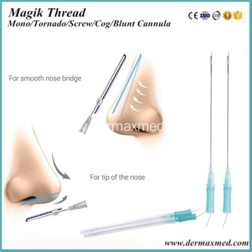 PDO Thread Nose Lift for Beauty Nose