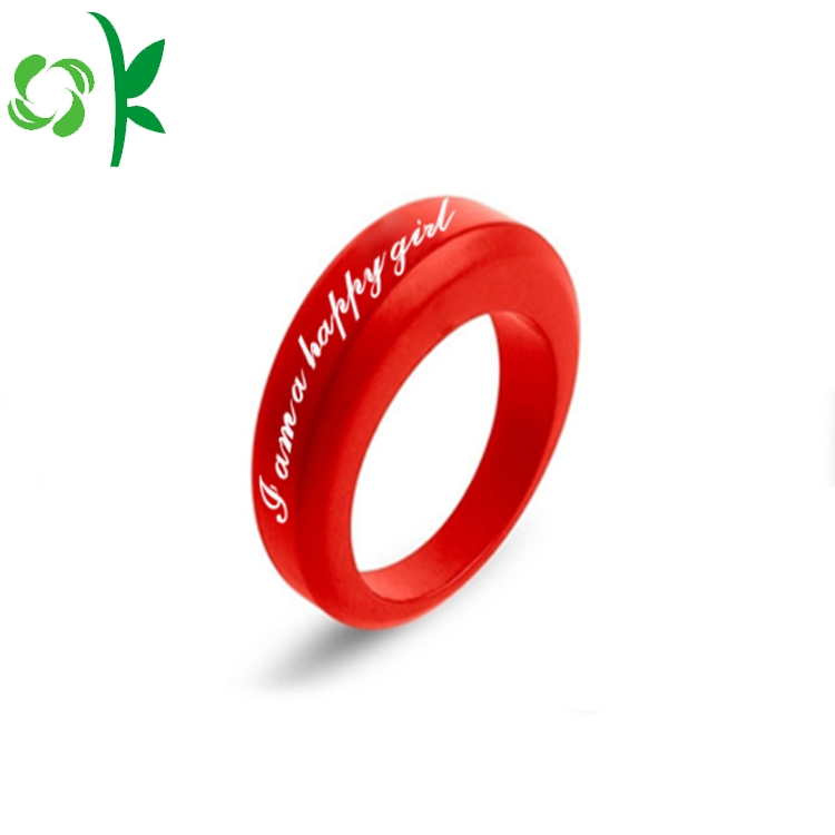 Fashion Silicone Wedding Ring