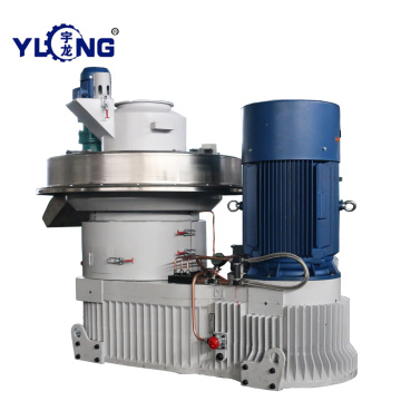 Yulong Biomass Fuel Pellets Machinery