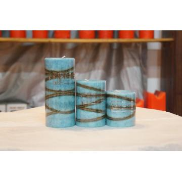 Cheap Wholesale White Pillar Candles