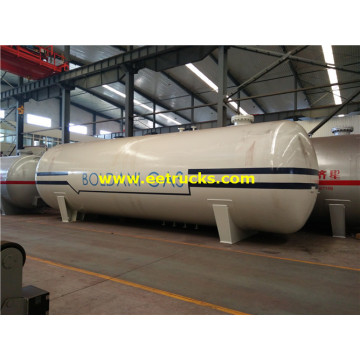 100000 liters Domestic LPG Storage Vessels