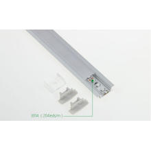 Kitchen cabinet led aluminum profile