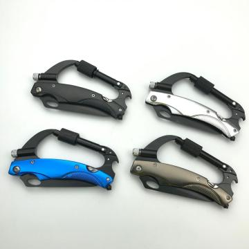 Multi Pocket Carabiner Multi Tool
