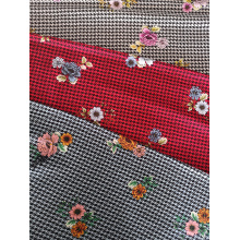 China for 32S Printing Fabric Texture Flower Rayon Challis 32S Printing Fabric supply to Turkey Wholesale