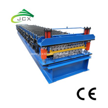 South Africa IBR and corrugated roof sheet machine