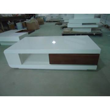 Home goods high quality wood coffee table