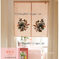 100% cotton Japanese Style Decoration Office home Door Curtain