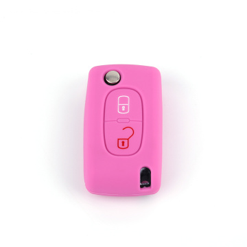 New Style Car key cover for Peageot