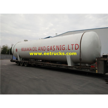 100m3 Large LPG Gas Tanks