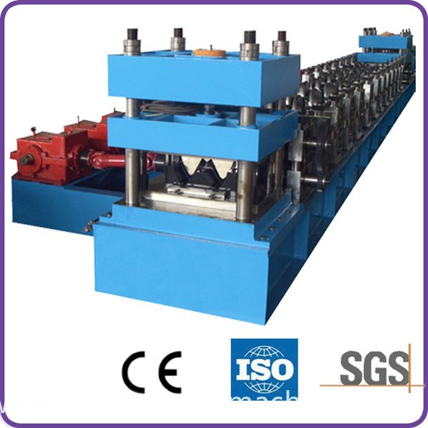 Highway Guardrail Forming Machine