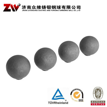 Forged Ball Mill Grinding Media For Mine 25mm