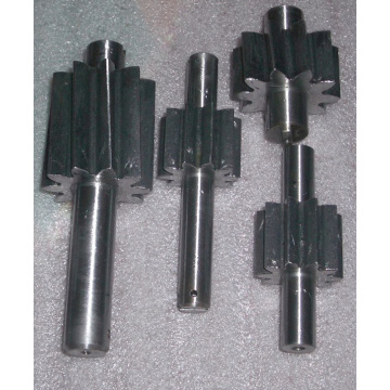 Hot sale for CNC Milling Parts CNC Machining Worm Gear Screw Shaft supply to Burundi Factories