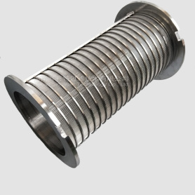 Reverse Rolled SS  Wedge Wire Filter Elements
