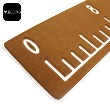 EVA New Design Marine Light Brown Fishing Ruler