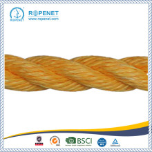 OEM China High quality for 3 Strand Polypropylene Rope Safety Rope Twisted Rope For Industry export to Norfolk Island Wholesale