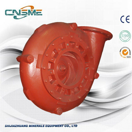 Food Processing Slurry Pump