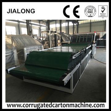 Full Automatic flute laminating machine