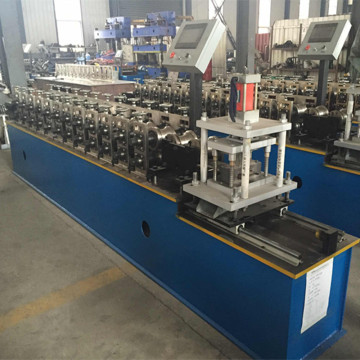 Roller shutter door roll forming machine Kenya