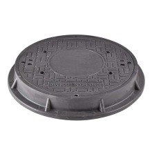 SMC Round Square Composite Communication Manhole Cover