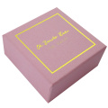 Hot sale painted inner jewelry packaging box