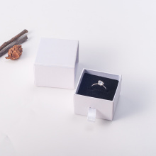 White drawer jewelry box